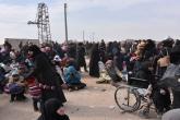 أكثر من 8 آلاف مدني غادروا شرق حلب