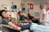 التبرع بالدم بانتظام يطيل العمر