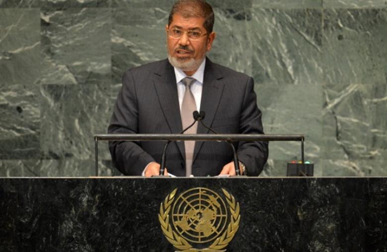 """مصر تهاجم الأمم المتحدة وترفض """"التحقيق في وفاة مرسي"""""""