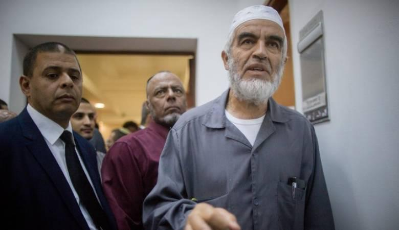 محكمة الاحتلال تنظر غدًا باستئناف ضد استمرار اعتقال الشيخ صلاح