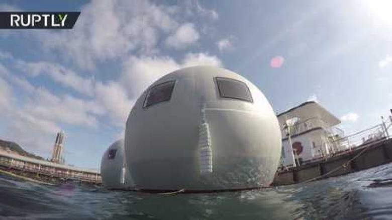 فندق عائم في اليابان لمن يخاف التسونامي