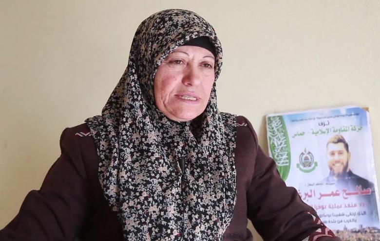 محكمة الاحتلال تجمد قرار الإفراج عن والدة الشهيد صالح البرغوثي