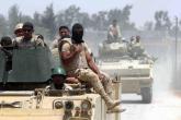 إصابة 4 جنود مصريين بهجوم مسلح في سيناء