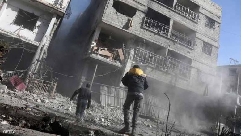 """الغوطة الشرقية بين اتفاق سياسي أو هجوم """"النمر"""""""