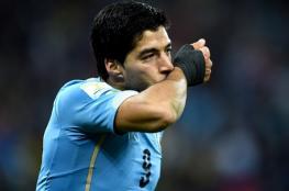 سواريز يتمنى فوز الأرجنتين بلقب كوبا أمريكا