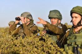 كوخافي يصدر تعليمات لجنوده على حدود غزة