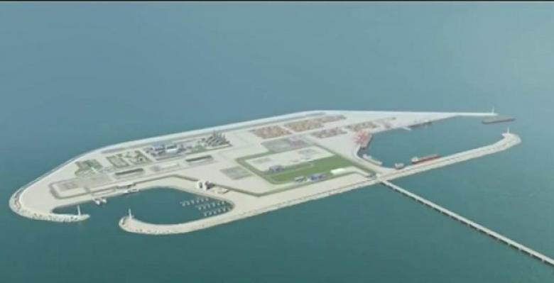 نتنياهو وبينيت يأمران بدراسة مقترح إنشاء مطار وميناء بغزة