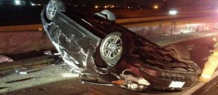 مصرع مواطن وإصابة 3 آخرين في حادث سير قرب الخليل