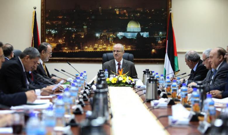 وفد برئاسة رامي الحمد الله والوزراء إلى غزة غدًا