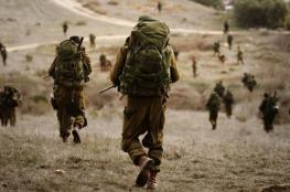 الاحتلال يجري مناورة في غلاف غزة