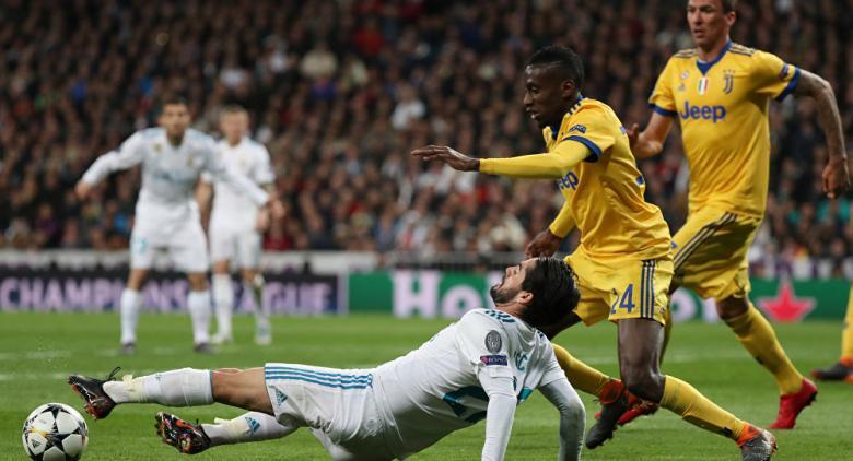 ريال مدريد يتأهل لنصف نهائي الأبطال بركلة جزاء