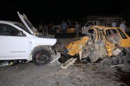 مصرع شاب وإصابة آخر بجروح خطيرة في حادث سير بمدينة الخليل