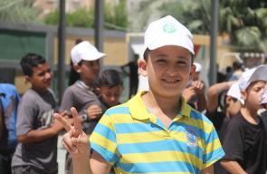 تواصل فعاليات مخيم راجع لبلادي بالمغازي