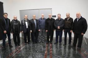 حماس تكشف تفاصيل مباحثاتها مع المخابرات المصرية بالقاهرة