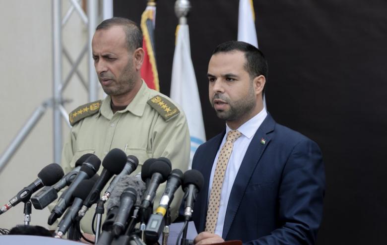 الداخلية: سنطهّر غزة من العملاء
