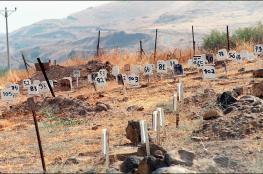 الاحتلال يحتجز جثامين 26 شهيدا منذ عام 2015