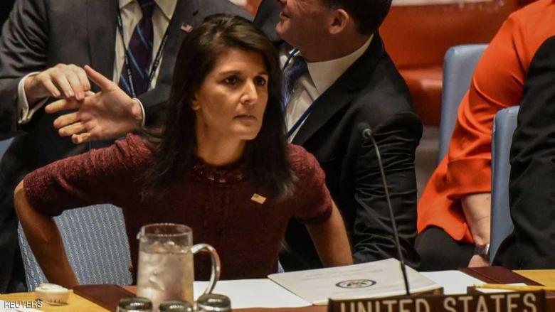 واشنطن تطلب تمديد التحقيق حول كيماوي سوريا