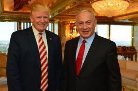 """اتصالات متقدمة لترتيب زيارة """"ترمب"""" لـ""""إسرائيل"""""""