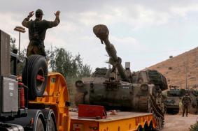 تدريب عسكري واسع لجيش الاحتلال في الشمال