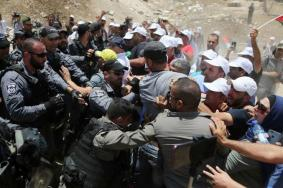 نتنياهو يؤكّد: سنهدم الخان الأحمر خلال مدة وجيزة