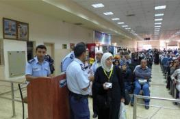 230 ألف مسافر تنقلوا عبر معبر الكرامة الشهر الماضي