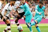 سيتين يتجرع مرارة الهزيمة الأولى مع برشلونة