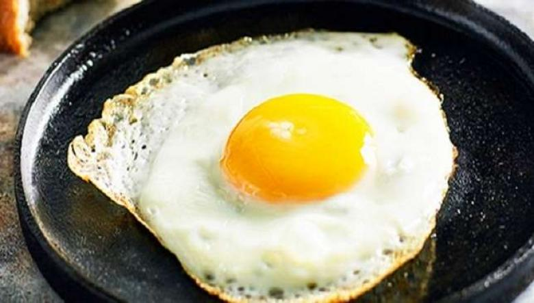 فوائد وأضرار البيض المقلي