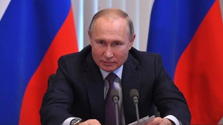 الكرملين: انتقال بوتين إلى العمل عن بعد بسبب كورونا ليس قيد الدراسة حاليا