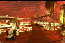 """الإمارات: وضع مشروع لبناء مدينة كاملة على """"المريخ"""""""