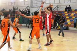 فوزان للزعيم وخدمات دير البلح في السلة