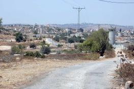 """""""سلواد"""" تُفشل محاولة مصادرة 600 دونم من أراضيها"""