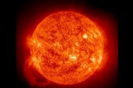 بقعة شمسية عملاقة تهدد الاتصالات على الأرض