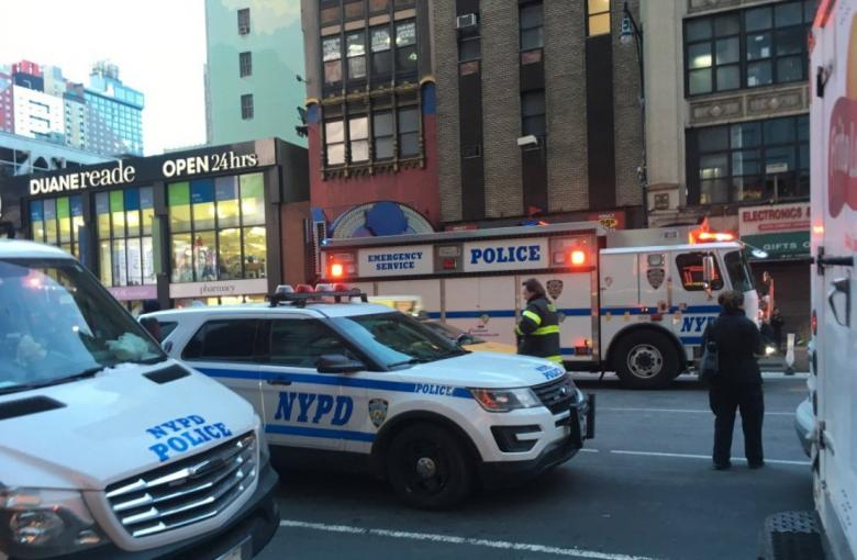 انفجار في منهاتن وسط نيويورك