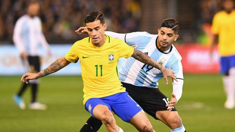 البرازيل تحصد بطولة سوبر كلاسيكو