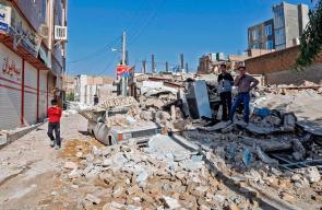 زلزال بقوة 7.3 يضرب ساربول بالعراق