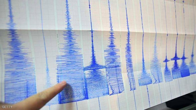 زلزال شدته 6 درجات قبالة سومطرة بإندونيسيا