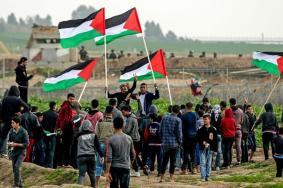 """غزة تتجهز لـ """"جمعة الوفاء لشهداء الحرم الإبراهيمي"""""""