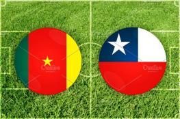كأس القارات: تقديم مواجهة تشيلي والكاميرون النارية