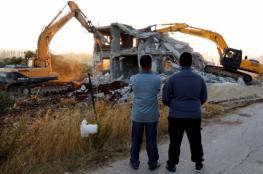 """""""قلق"""" أوروبي إزاء تصاعد هدم المنازل الفلسطينية"""
