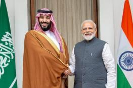 السعودية تبرم اتفاقا مع الهند بالمليارات