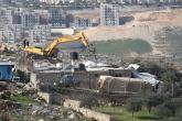 الاحتلال يهدم ثلاثة منازل في القدس والخليل
