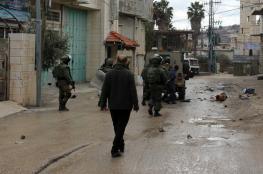 اعتقالات ومداهمات واسعة في مدن الضفة المحتلة