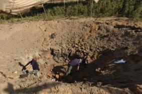 حقائق أخفاها جيش الاحتلال حول صاروخ أطلق من غزة