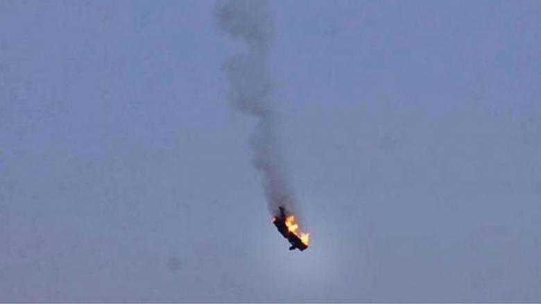 سوريا تعلن إسقاط طائرة إسرائيلية