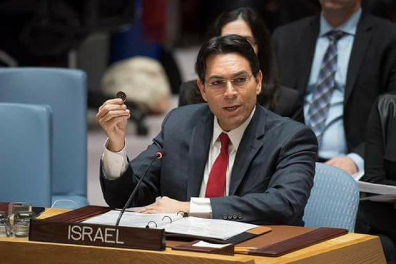 نتنياهو يقترح تعيين سفير إسرائيلي جديد لدى الأمم المتحدة
