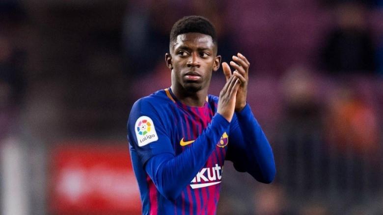 رسميًا.. برشلونة يفقد ديمبلي في الكلاسيكو
