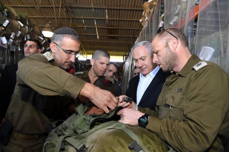 نتنياهو يهدد غزة مجدداً .. هذا ما قاله