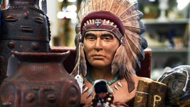 """بعد 82 عاما.. انتصار كبير لـ""""الهنود الحمر"""" على كولومبوس"""