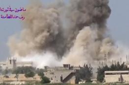 اشتباكات شمالي غرب سوريا بعد اتفاق خفض التصعيد