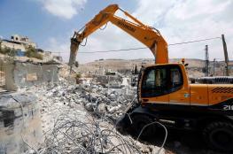 """الاتحاد الأوروبي يطالب """"إسرائيل"""" بوقف سياسة هدم المنازل"""